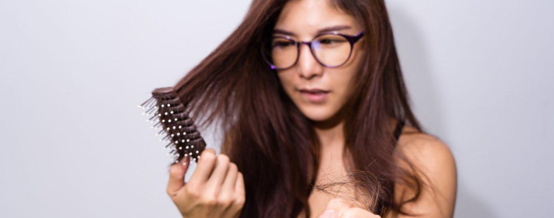 cum prevenim căderea părului